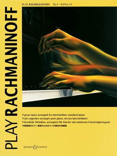 Play Rachmaninov - RACHMANINOV - Partition - Piano - laflutedepan.com
