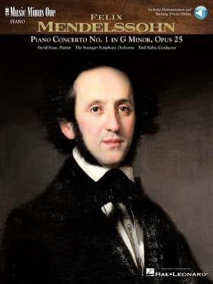 Concerto pour piano n° 1 op. 25 en Sol Mineur laflutedepan