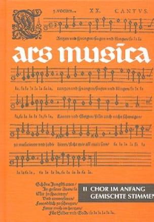 Ars Musica Volume 2 - Partition - Chœur - laflutedepan.com