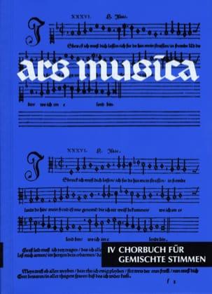 Ars Musica Volume 4 Partition Chœur - laflutedepan