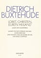 Dietrich Buxtehude - Lauda Sion Salvatorem. - Partition - di-arezzo.co.uk