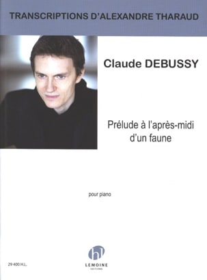 DEBUSSY - Prelude to the Afternoon of a Faun - Partition - di-arezzo.co.uk