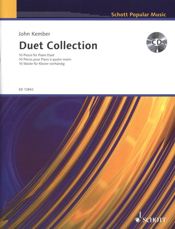 Duet Collection. 4 Mains - John Kember - Partition - laflutedepan.com