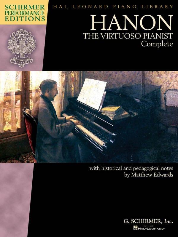 Le pianiste virtuose en 60 exercices - HANON - laflutedepan.com