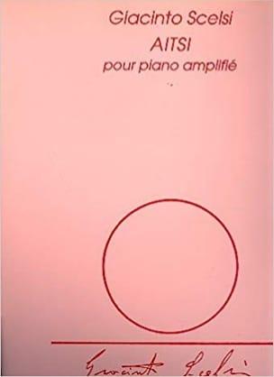 Aitsi Giacinto Scelsi Partition Piano - laflutedepan