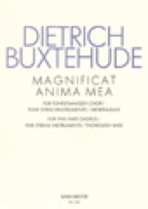 Magnificat Anima Mea. Choeur Seul - BUXTEHUDE - laflutedepan.com