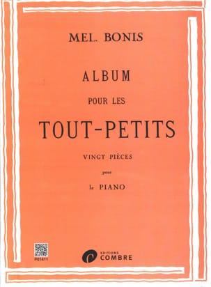 Album Pour les Tout-Petits Mel Bonis Partition Piano - laflutedepan
