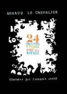 24 Petites Etudes Ou Pieces Brèves - laflutedepan.com