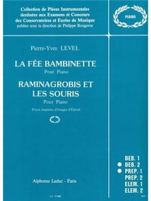 Fée Bambinette / Raminagrobis et les Souris Level laflutedepan