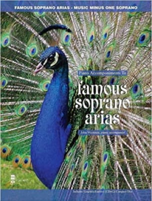 Famous Sopranos Arias. - Partition - Recueils - laflutedepan.com