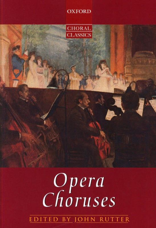 Opera Choruses - Partition - Chœur - laflutedepan.com
