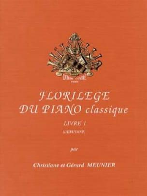 Florilège Du Piano Classique Livre 1 Débutant - laflutedepan.com