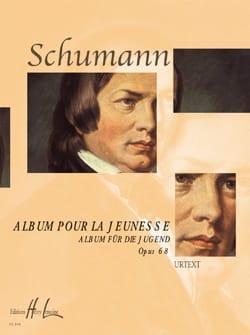 Album Pour la Jeunesse Opus 68 SCHUMANN Partition laflutedepan