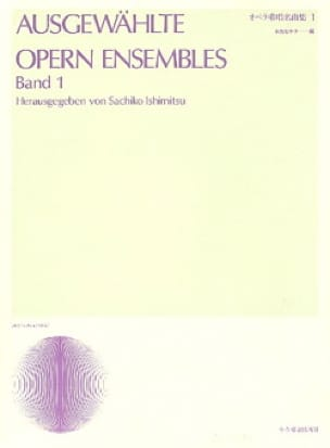 Ausgewählte Opern Ensembles Volume 1 - laflutedepan.com