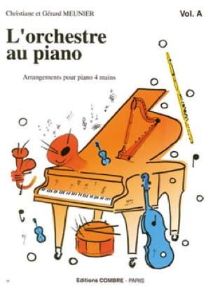 L'orchestre Au Piano Volume A - laflutedepan.com