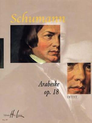 Arabesque Opus 18   - SCHUMANN - Partition - laflutedepan.com