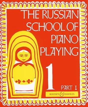 Nikolaev - Russian School Playing Piano Volume 1 Part 1 - Partition - di-arezzo.com