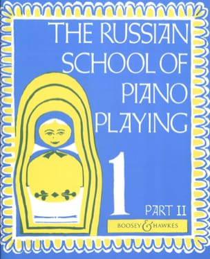 Russian School Of Piano Playing Volume 1 Part 2 Nikolaev laflutedepan