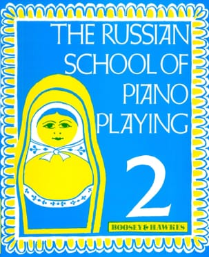 Russian School Piano Playing Volume 2 A. Nikolaev laflutedepan
