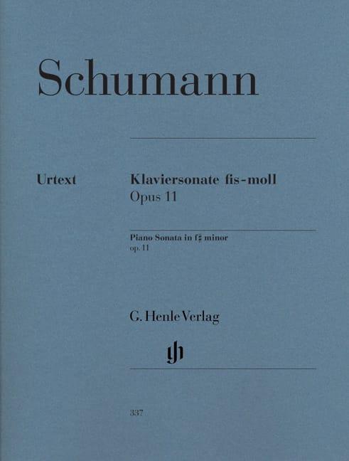 Sonate pour piano en fa dièse mineur Opus 11 - laflutedepan.com