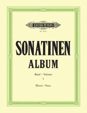 Sonatinen album. Volume 1 Partition Piano - laflutedepan
