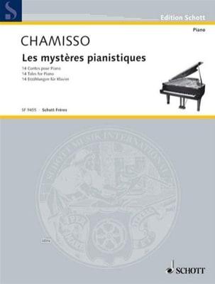 Les Mystères Pianistiques laflutedepan
