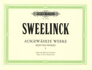Oeuvre Pour Orgue Volume 1 Jan Pieterszoon Sweelinck laflutedepan