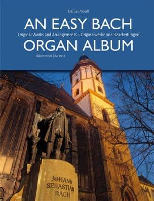 An Easy Bach Organ Album BACH Partition Orgue - laflutedepan