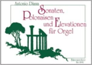 Sonaten, Polonaisen und Elevationen für Orgel - laflutedepan.com