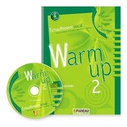 Warm Up 2 Pierre-Gérard Verny Partition Pédagogie - laflutedepan