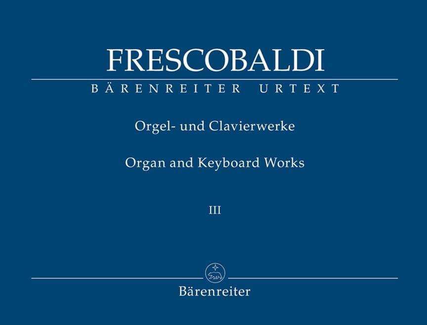Oeuvres pour Orgue et Clavier. Volume 3 - laflutedepan.com