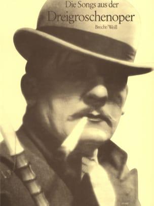 Kurt Weill - Opera de Quat 'Sous. Selection - Partition - di-arezzo.com