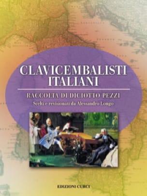 Clavicembalisti Italiani - Partition - Clavecin - laflutedepan.com