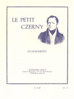 Le Petit Czerny - 30 Etudes CZERNY Partition Piano - laflutedepan