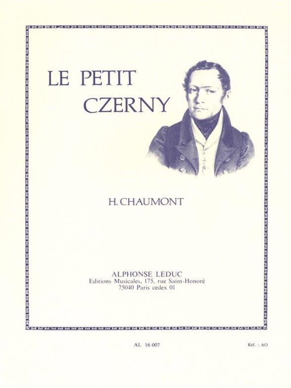 Le Petit Czerny - 30 Etudes - CZERNY - Partition - laflutedepan.com