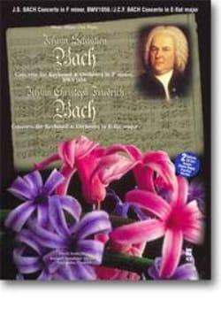 Concerto En Fa Mineur BWV 1056 / Piano Concert En Mi Bémol Majeur - laflutedepan.com