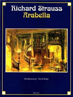 Arabella Opus 79 Richard Strauss Partition Opéras - laflutedepan