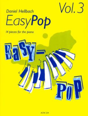 Easy Pop Volume 3 Daniel Hellbach Partition Piano - laflutedepan