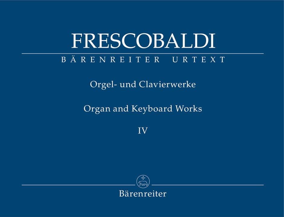 Oeuvres pour Orgue et Clavier. Volume 4 - laflutedepan.com