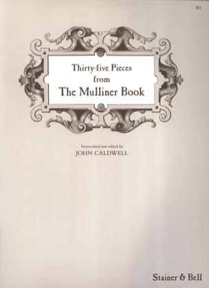 35 Pièces Du Mulliner Book Partition Clavecin - laflutedepan