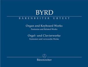 Oeuvres pour Orgue et Clavier Willam Byrd Partition laflutedepan