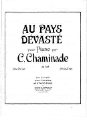 Au Pays Dévasté Opus 155 - Cécile Chaminade - laflutedepan.com