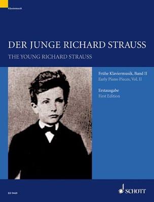 Der Junge Richard Strauss Volume 2 Richard Strauss laflutedepan