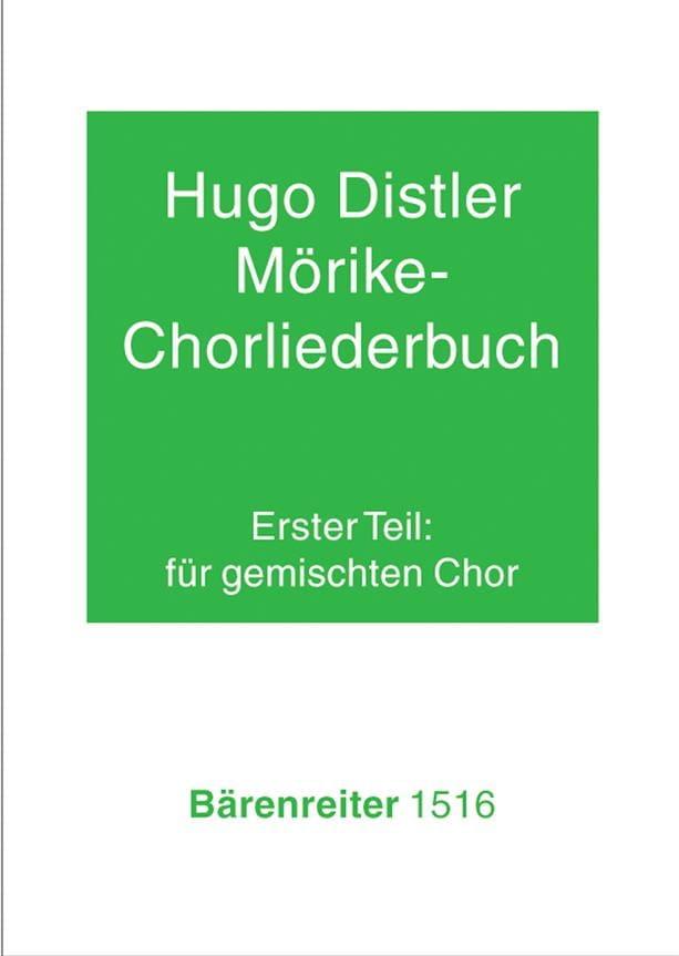 Mörike-Chorliederbuch 1938/39. Teil 1 - laflutedepan.com