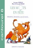 Les Mots En Fête Jacques Erdos Partition Pour enfants - laflutedepan
