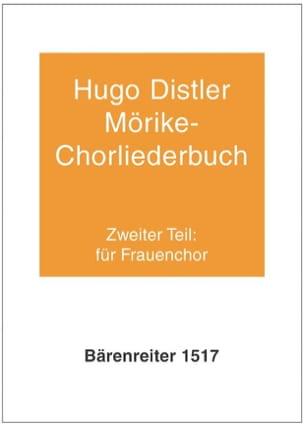 Mörike-Chorliederbuch 1938/39. Teil 2 Hugo Distler laflutedepan