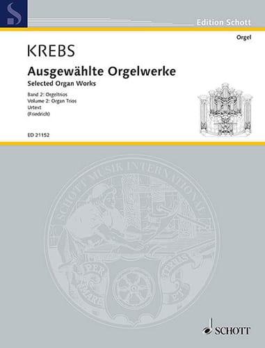Selected organ works. Volume 2 - laflutedepan.com