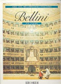 Arie Per Tenore BELLINI Partition Opéras - laflutedepan