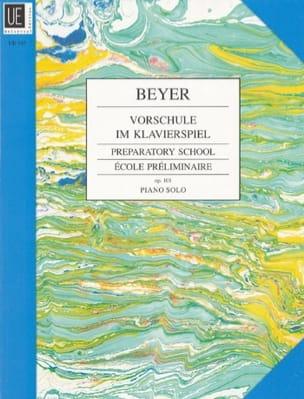 Vorschule Im Klavierspiel Opus 101 Ferdinand Beyer laflutedepan