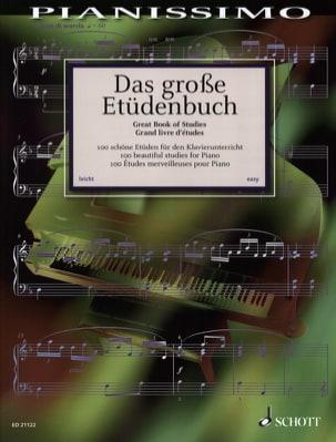 100 Etudes Merveilleuses Pour Piano. Partition Piano - laflutedepan